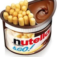 Nutella and GO! Snack - Case of 12 - 52g