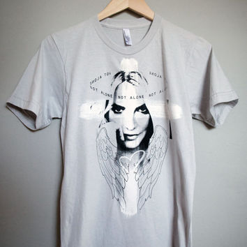 Britney Spears - Not Alone T-Shirt (XS-XL)