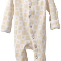 L'ovedbaby Unisex-baby Newborn Gl'oved Sleeve Overall
