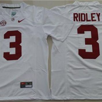 Nike Alabama Crimson Tide Calvin Ridley 3 College Limited Jersey  Size Smlxl2xl3xl