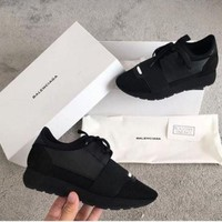 BaLenciaga Fashion Race Runners Sneaker G