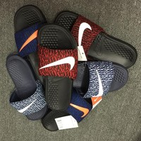 """""""Nike"""" Summer Fashion Casual Fly Line Hook Sandals Beach Home Slippers Shoes"""