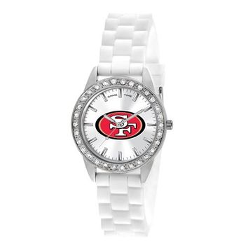 Ladies NFL San Francisco 49ers Frost Watch
