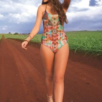 Luli Fama Boho Chic - One Piece Swimsuit