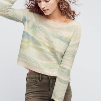 Frosted Horizon Pullover