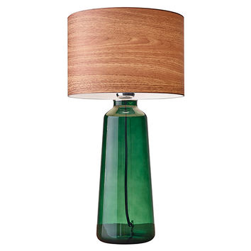 Jade Tall Table Lamp, Green, Task & Desk Lamps