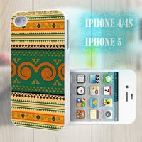 unique iphone case, i phone 4 4s 5 case,cool cute iphone4 iphone4s 5 case,stylish plastic rubber cases cover, yellow floral geometric bp993