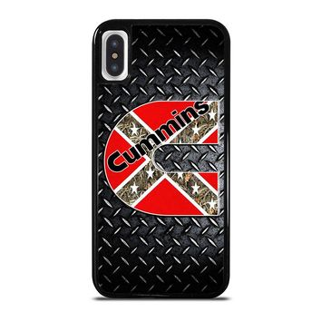 CUMMINS 5 iPhone X Case Cover