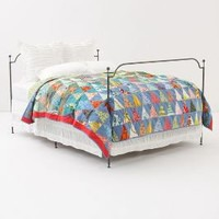 A.P.C. Semiologie Quilt, Colour Triangles - Anthropologie.com