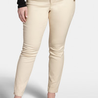 Plus Size - Denim Flex ™ Pristine Jegging - Pristine