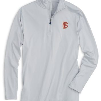 Lightweight Gameday Skipjack 1/4 Zip Pullover - Florida State University