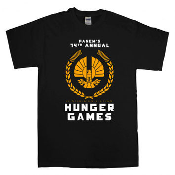 The Hunger Games  t-shirt unisex adults