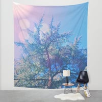 Joyful Wall Tapestry by DuckyB (Brandi)