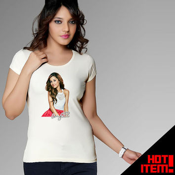 Ariana Grande Signature, Design Tshirt For Men and Women With XS / S / M / L / XL / XXL / 3XL Size