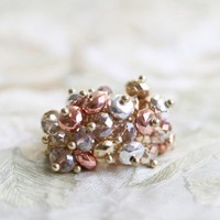 Catch The Bouquet Ring | Modern Vintage Accessories | Modern Vintage Bridal
