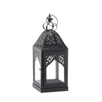 Small Crown Candle Lantern
