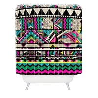 Kris Tate Fiesta 1 Shower Curtain