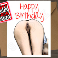 Ass-Up (Smash Pussy) - Happy Birthday - ILoveYourCock.com