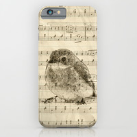 Songs of Birds iPhone & iPod Case by Nirvana.K
