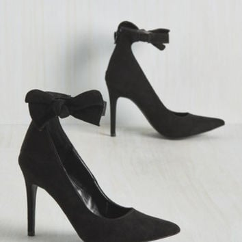 You May Say I'm a Diva Heel | Mod Retro Vintage Heels | ModCloth.com