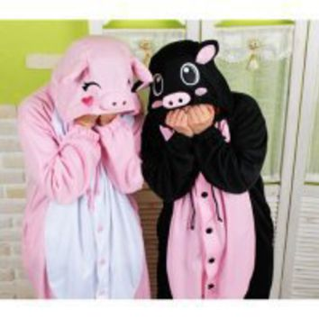 Korea Style Lovely Cartoon Pig Kigurumi Costume [TQL120329005] - $68.99 : Cosplay, Cosplay Costumes, Lolita Dress, Sweet Lolita