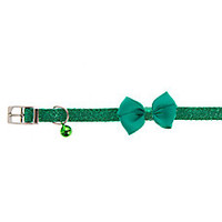 Pet Holiday™ Bow Cat Collar