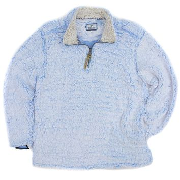 Pintail Pullover | Powder Blue Frost