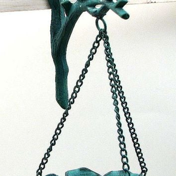 Wall Hanging Bird Feeder