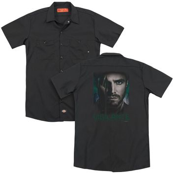 Arrow - Good Eye(Back Print) Adult Work Shirt
