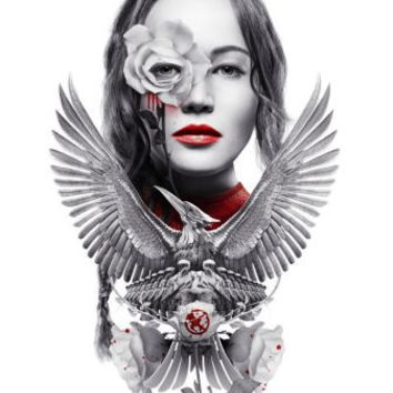 Hunger Games Mockingjay Part 2 Movie Mini poster 11inx17in