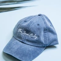 Blue Jean Baby Cap, Denim