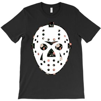 jason friday floral T-Shirt