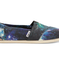 Galaxy Women's Canvas Classics