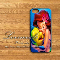 htc one case, The little mermaid,Blackberry Z10 ,Q10case,iphone 5S,ipod 5,ipod 4,ipod,iphone 5C,iphone 5 case,iphone 4 case,iphone 4S case,