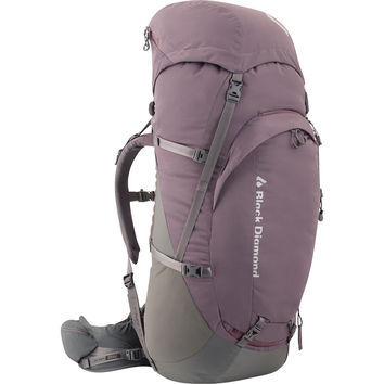 Black Diamond Onyx 75 Backpack - Women's - 4577-4699cu in Purple Sage,