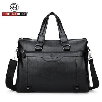 Designer Handbags Men Tote Bag Men Shoulder Bags PU Leather Handbags Fashion Handbags Man Satchel