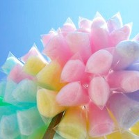 candy cotton | Pastel colour ♡◕‿◕♡ - inspiring picture on Favim.com
