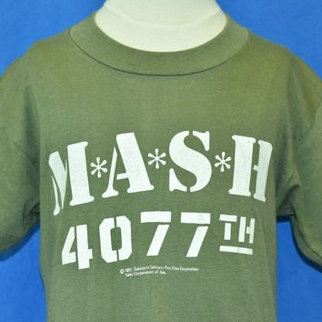 80s MASH (M*A*S*H) TV Show t-shirt Extra Small