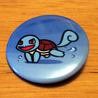SUPER SMASH BROS.  Squirtle by ButtonMashing on Etsy