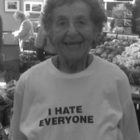 """I Hate Everyone"" Tee"