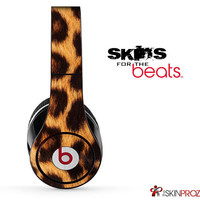 Real Animal Spotted Skin For The Beats by Dre Studio, Solo, Pro, Mix-R or Wireless