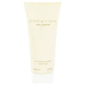Creation Body Lotion By Ted Lapidus For Women