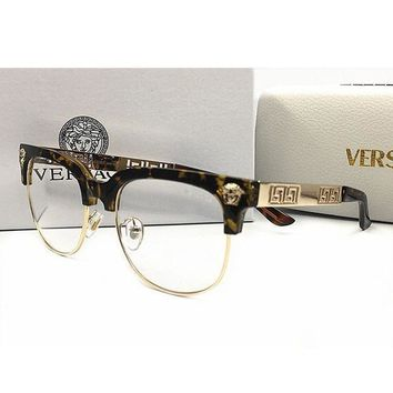 DCCKI2G Versace Women Fashion Popular Shades Eyeglasses Glasses Sunglasses