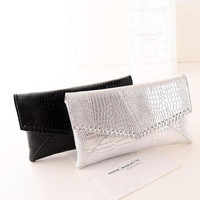 Ladies Mini Shoulder Bag Clutch [6582431431]