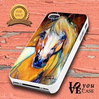 marcia baldwin horses for iphone, ipod, samsung galaxy, HTC and Nexus Case