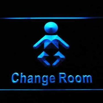 Baby Change Restroom Neon Sign (LED)