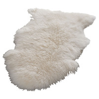 Hillside Sheepskin Shag Rug