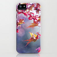autumn iPhone & iPod Case by Sylvia Cook Photography