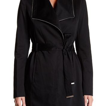 Soia & Kyo   Belted Trench Coat   Nordstrom Rack