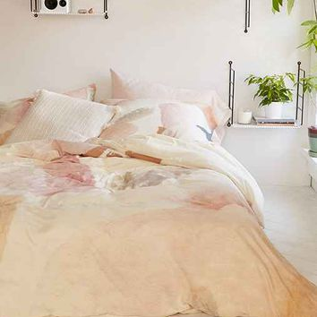 Georgina Paraschiv For DENY Abstract M3 Duvet Cover